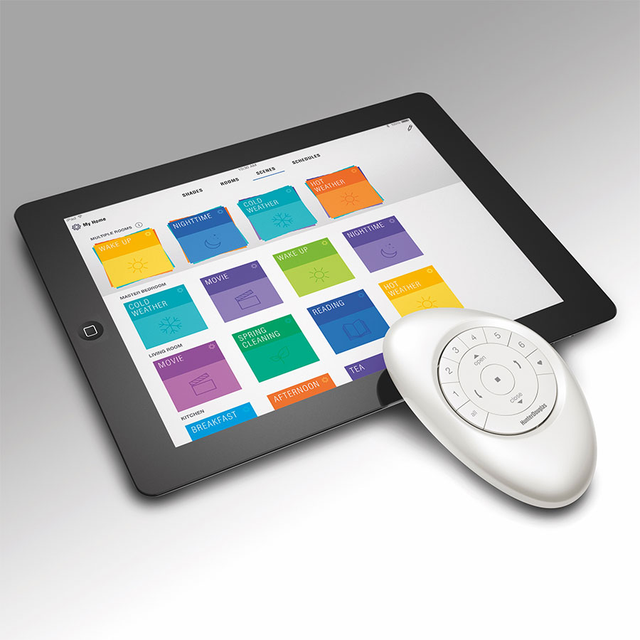 iPad with mouse