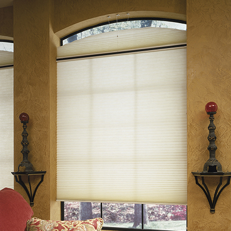 Sunset Arch blinds