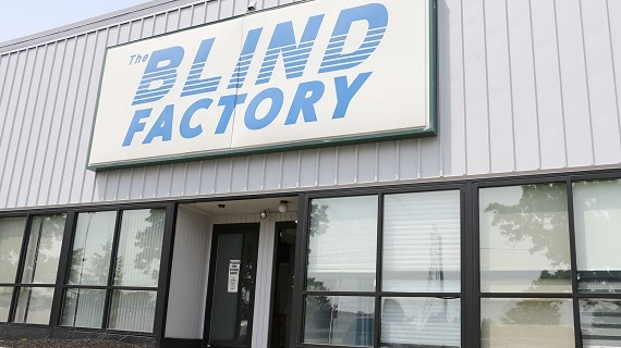 The Blind Factory exterior